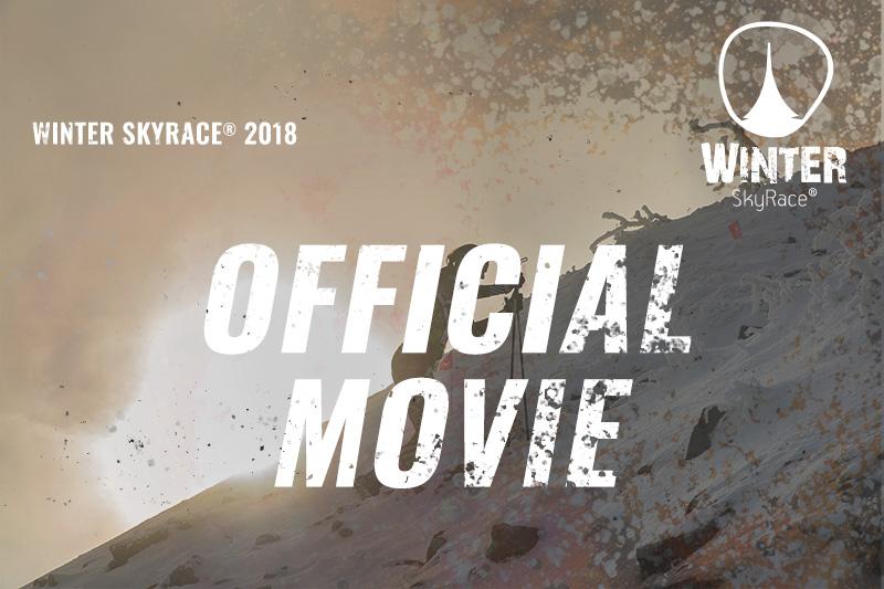 WINTER SkyRace® 2018-OFFICIAL MOVIE